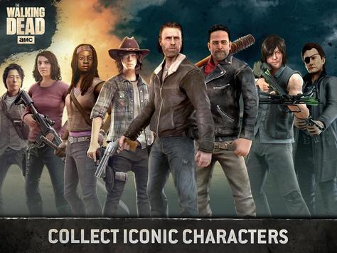 The Walking Dead No Man's Land apk screenshot