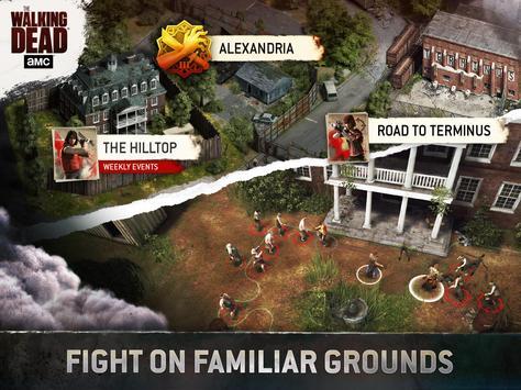 The Walking Dead No Man's Land screenshot 15