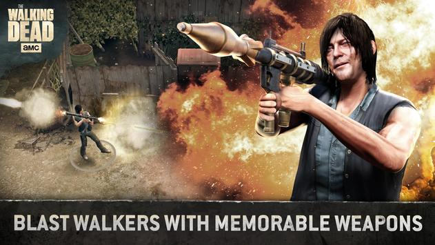 Schermata apk The Walking Dead No Man's Land