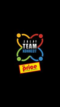 Team Konnect Mr.Price poster