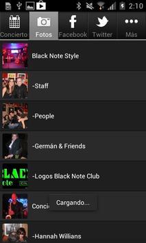 Black Note Club apk screenshot