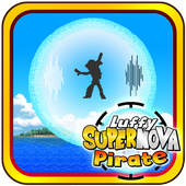 Luffy Supernova Pirate icon