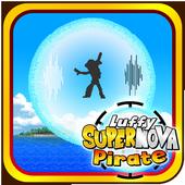 ikon Luffy Supernova Pirate