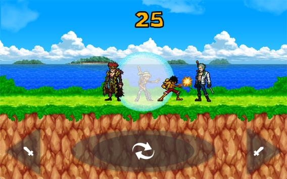Luffy Supernova Pirate screenshot 17