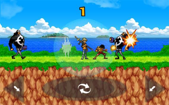 Luffy Supernova Pirate screenshot 13