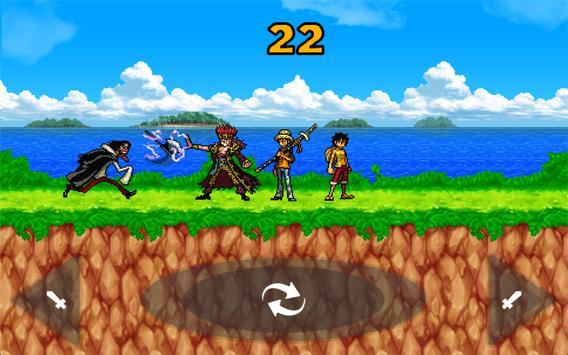 Luffy Supernova Pirate screenshot 6