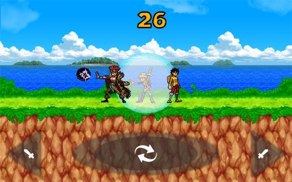 Luffy Supernova Pirate screenshot 8