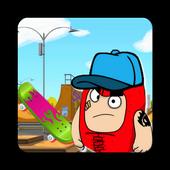 Oddy The Skater Boy icon