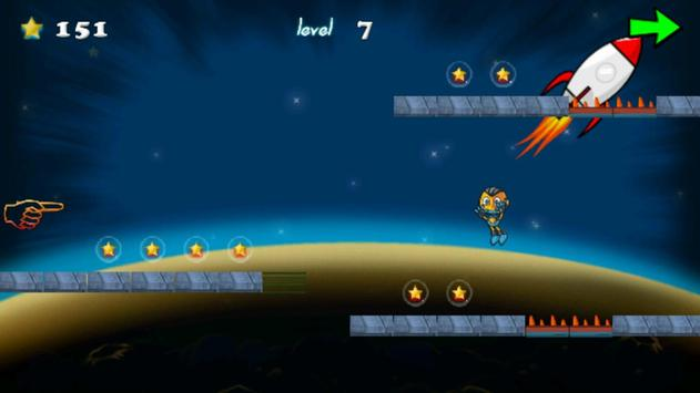 Galaxy Robot Advetures screenshot 3