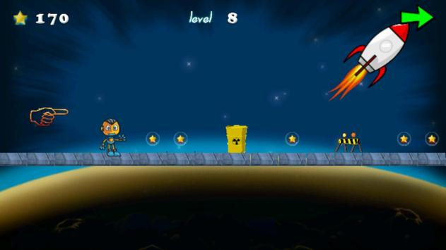 Galaxy Robot Advetures screenshot 4