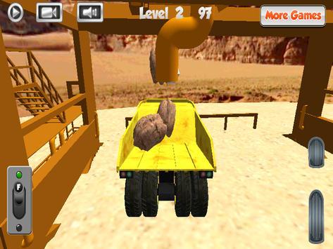 Mining Truck Parking 3D screenshot 5