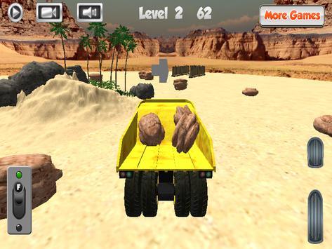 Mining Truck Parking 3D screenshot 6