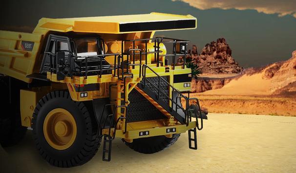Mining Truck Parking 3D screenshot 9