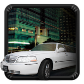 Limousine Car Parking 3D icon