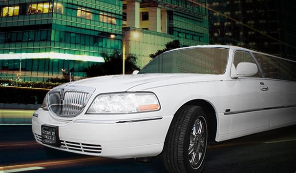 Limousine Car Parking 3D screenshot 9