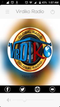 Virdiko Radio poster
