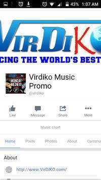 Virdiko Radio screenshot 1