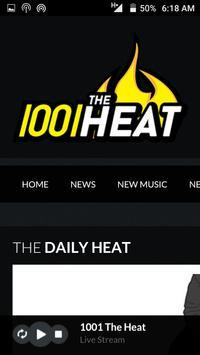 1001 The Heat apk screenshot