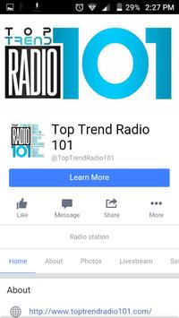 Top-Trend Radio apk screenshot