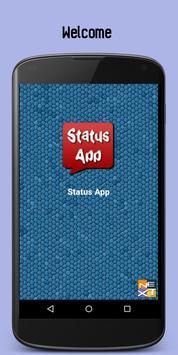 Status App poster