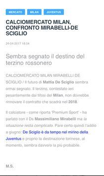 Calciomercato.it screenshot 5