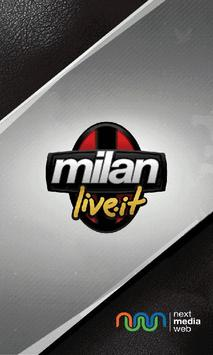 MilanLive poster