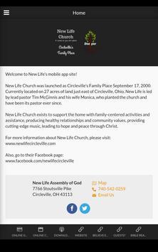 New Life Church screenshot 8