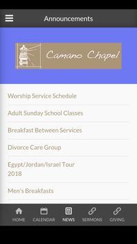 Camano Chapel screenshot 2