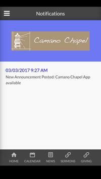 Camano Chapel screenshot 3