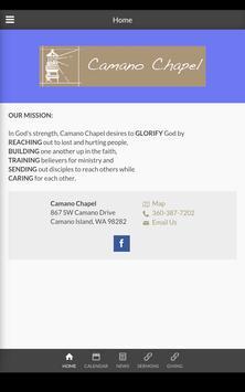 Camano Chapel screenshot 8