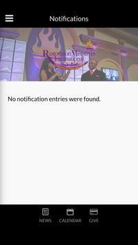 Restoration Ministries screenshot 1