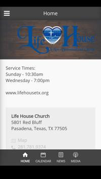 Life House Church poster
