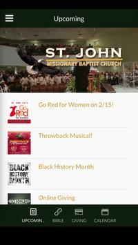 St. John MB Church apk screenshot