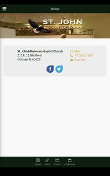 St. John MB Church screenshot 8