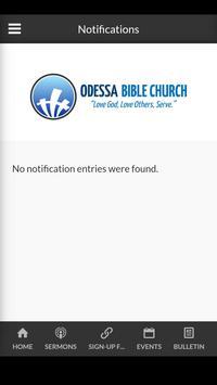 Odessa Bible Church screenshot 4