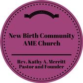 New Birth Community AME Church icon