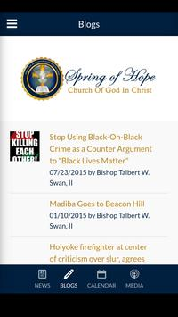 Spring of Hope COGIC apk screenshot