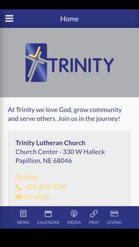 Trinity Life poster