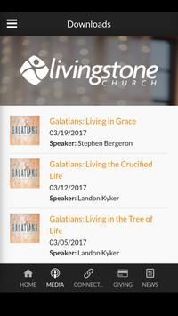 Living Stone Church screenshot 1