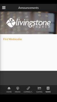 Living Stone Church screenshot 3