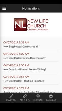 New Life Church CVA apk screenshot