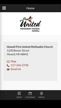 Howell FUMC - Howell, MI poster