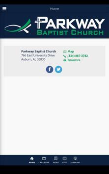 Parkway Baptist | Auburn, AL screenshot 10