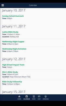 Parkway Baptist | Auburn, AL screenshot 11
