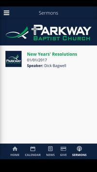 Parkway Baptist | Auburn, AL screenshot 3