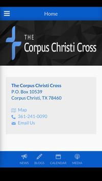 Corpus Christi Cross - Corpus Christi, TX screenshot 1