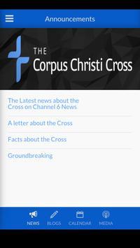 Corpus Christi Cross - Corpus Christi, TX screenshot 2