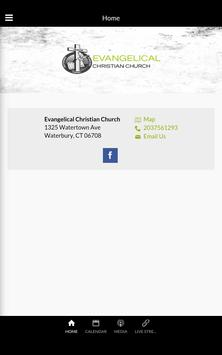 Evangelical Christian Church apk screenshot