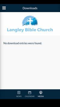 Langley Bible Church apk screenshot