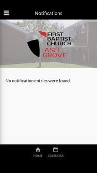 Ash Grove First Baptist Church apk screenshot
